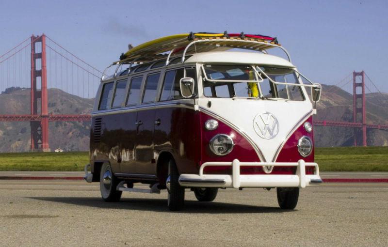 Legendarul Volkswagen Campervan va ieşi din producţie după 63 de ani de carieră - Poza 1