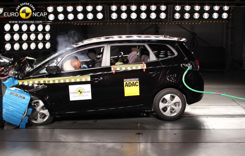 Surpriză la EuroNCAP: modelul chinezesc Qoros 3 Sedan primeşte cinci stele şi devine cea mai sigură maşină testată în 2013 - Poza 6