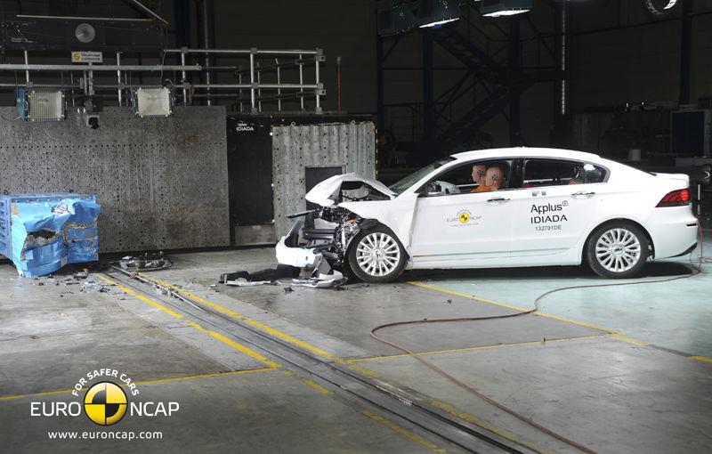 Surpriză la EuroNCAP: modelul chinezesc Qoros 3 Sedan primeşte cinci stele şi devine cea mai sigură maşină testată în 2013 - Poza 5