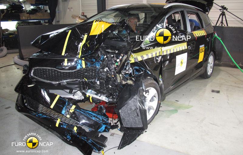 Surpriză la EuroNCAP: modelul chinezesc Qoros 3 Sedan primeşte cinci stele şi devine cea mai sigură maşină testată în 2013 - Poza 7