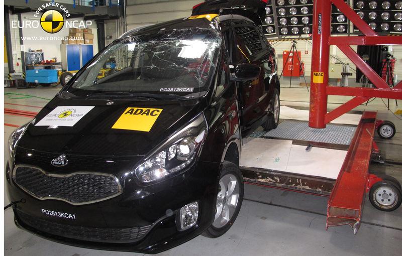 Surpriză la EuroNCAP: modelul chinezesc Qoros 3 Sedan primeşte cinci stele şi devine cea mai sigură maşină testată în 2013 - Poza 8