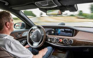 Studiu: consumatorii nu sunt interesaţi de vehiculele autonome