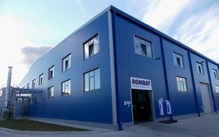 Rombat a inaugurat o nouă fabrică de baterii auto dedicată producției de acumulatori microhibrid