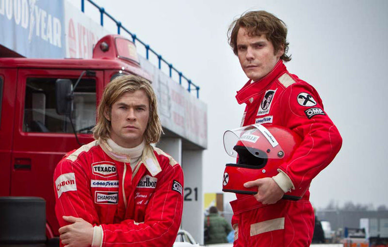 Rush - un film memorabil inclusiv pentru cei care nu sunt fanii Formulei 1 - Poza 1
