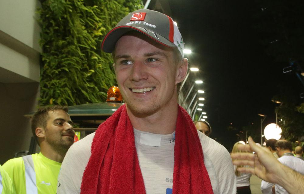 """Ferrari: """"Ne-am gândit mult să semnăm cu Hulkenberg"""" - Poza 1"""