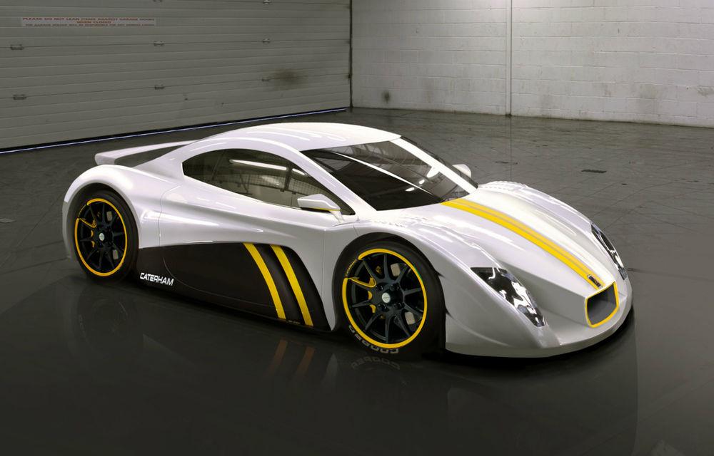 Caterham şi Alpine vor lansa un model în 2016 - Poza 1