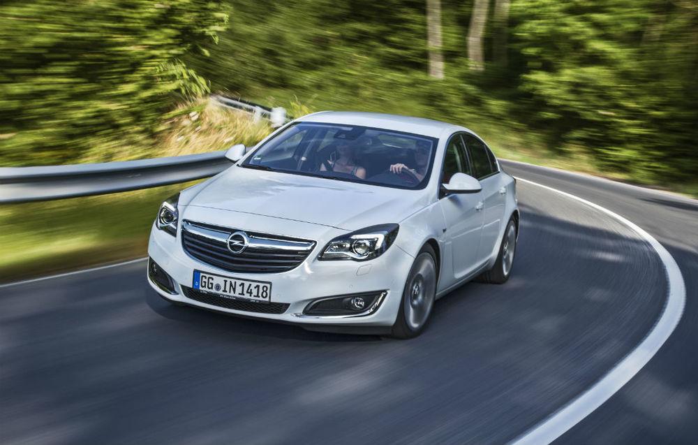 Test drive Opel Insignia (2013-2017)