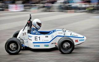 Cel mai iute vehicul electric din lume: 0-100 km/h în 2.15 secunde