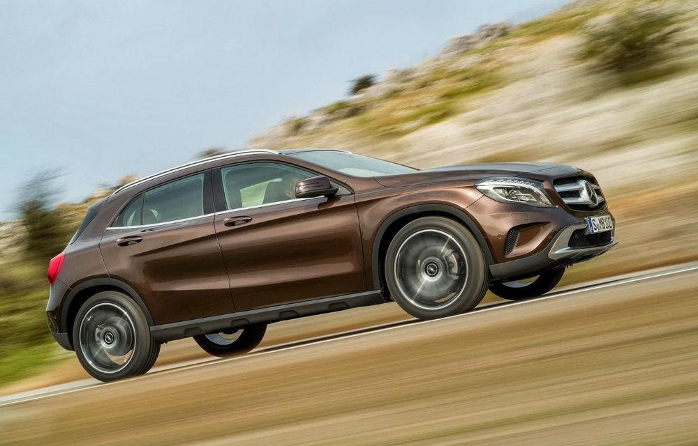 Mercedes va produce viitoarele C-Klasse şi GLA la o uzină din Brazilia - Poza 1