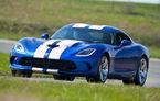 Dodge SRT Viper nu se bucură de succes. Chrysler reduce producţia