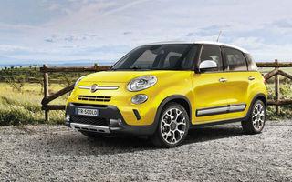Preţuri Fiat 500L Trekking în România: start de la 18.200 euro