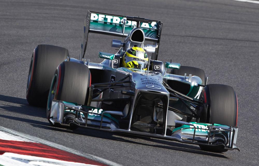 """Mercedes neagă plecarea lui Brawn la Honda: """"Negocierile pentru 2014 continuă"""" - Poza 1"""