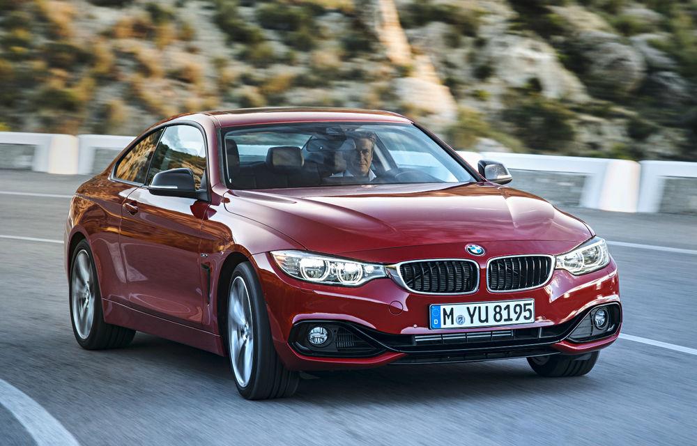 BMW Seria 4 ţinteşte clienţii europeni. Profilul ideal: bărbaţi cu aşteptări sportive - Poza 1
