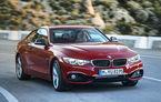 BMW Seria 4 ţinteşte clienţii europeni. Profilul ideal: bărbaţi cu aşteptări sportive