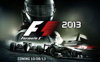 GALERIE FOTO şi VIDEO: Codemasters a lansat jocul F1 2013
