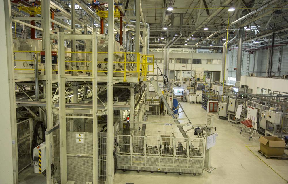 Honeywell fabrică la Ploieşti plăcuţe de frână pentru grupurile VW şi PSA - Poza 27
