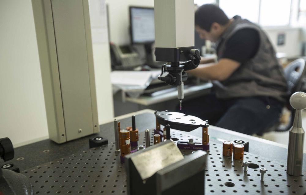 Honeywell fabrică la Ploieşti plăcuţe de frână pentru grupurile VW şi PSA - Poza 22