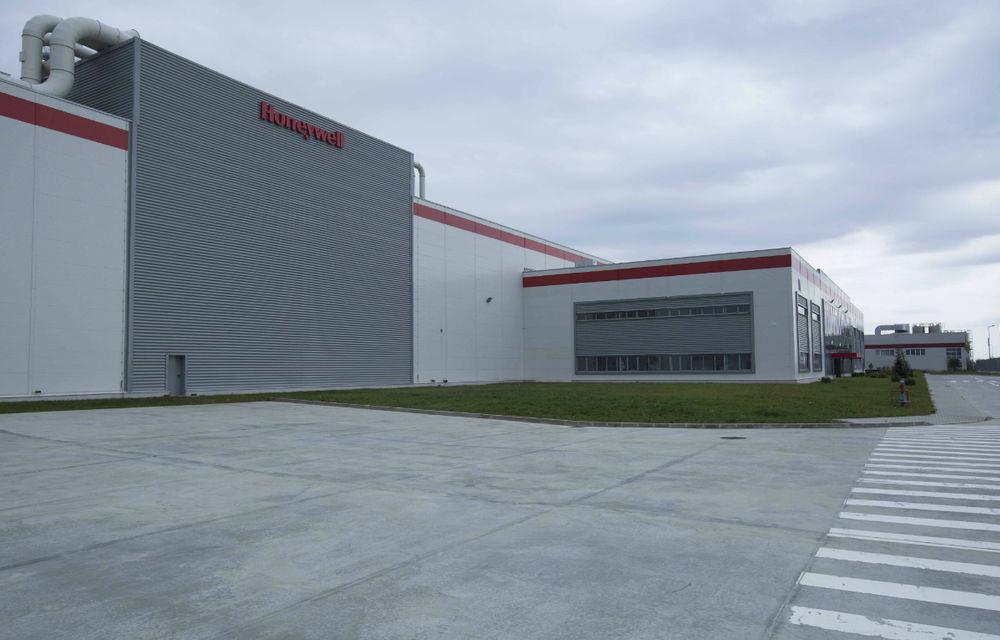Honeywell fabrică la Ploieşti plăcuţe de frână pentru grupurile VW şi PSA - Poza 2