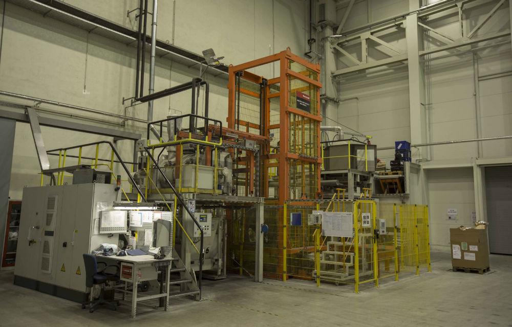 Honeywell fabrică la Ploieşti plăcuţe de frână pentru grupurile VW şi PSA - Poza 11