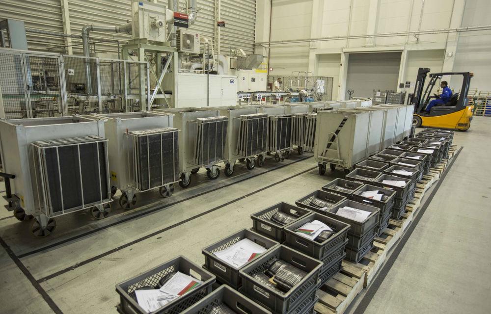 Honeywell fabrică la Ploieşti plăcuţe de frână pentru grupurile VW şi PSA - Poza 9
