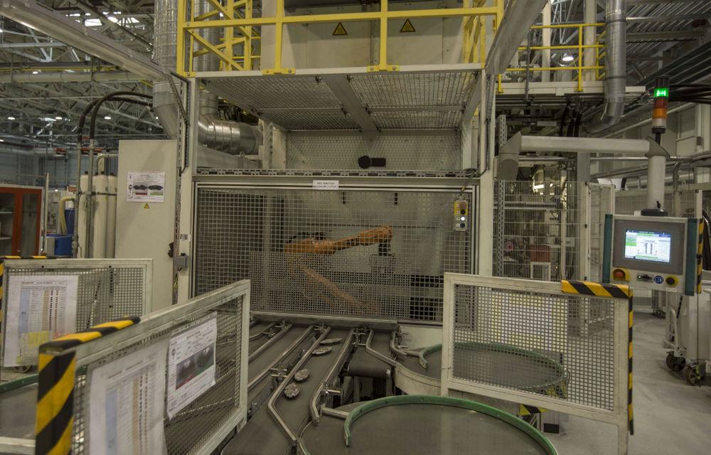 Honeywell fabrică la Ploieşti plăcuţe de frână pentru grupurile VW şi PSA - Poza 14
