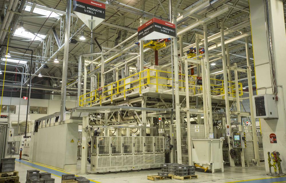 Honeywell fabrică la Ploieşti plăcuţe de frână pentru grupurile VW şi PSA - Poza 23