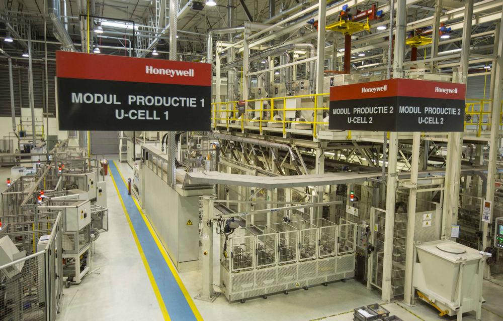 Honeywell fabrică la Ploieşti plăcuţe de frână pentru grupurile VW şi PSA - Poza 25