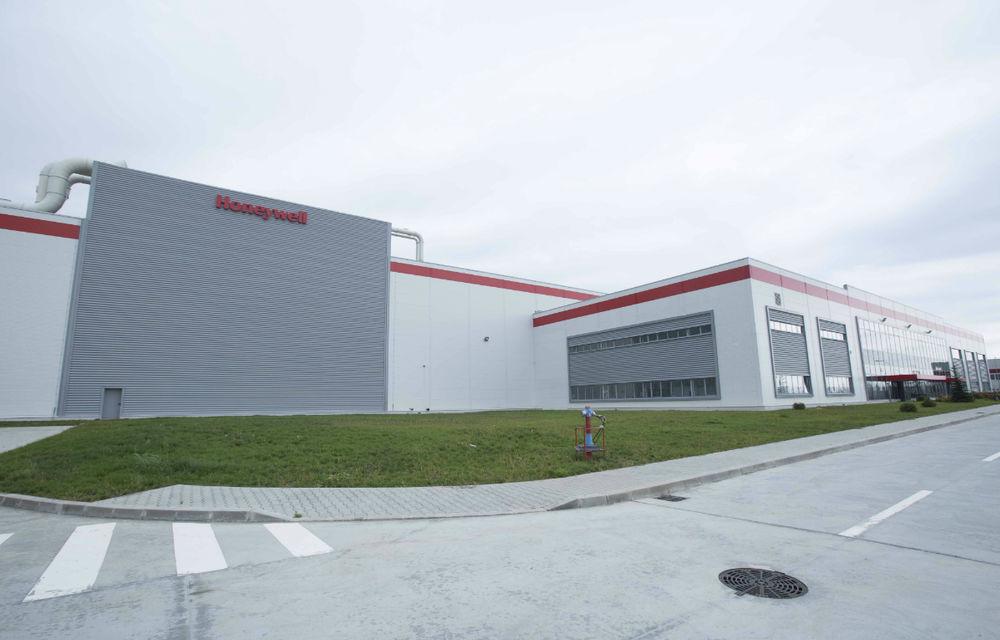 Honeywell fabrică la Ploieşti plăcuţe de frână pentru grupurile VW şi PSA - Poza 1