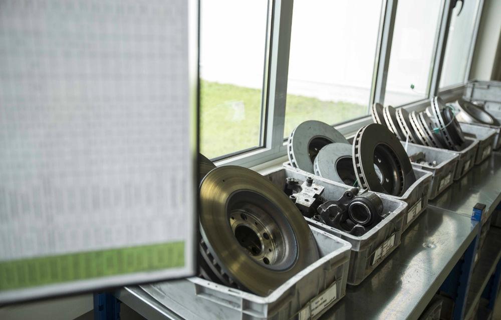 Honeywell fabrică la Ploieşti plăcuţe de frână pentru grupurile VW şi PSA - Poza 18