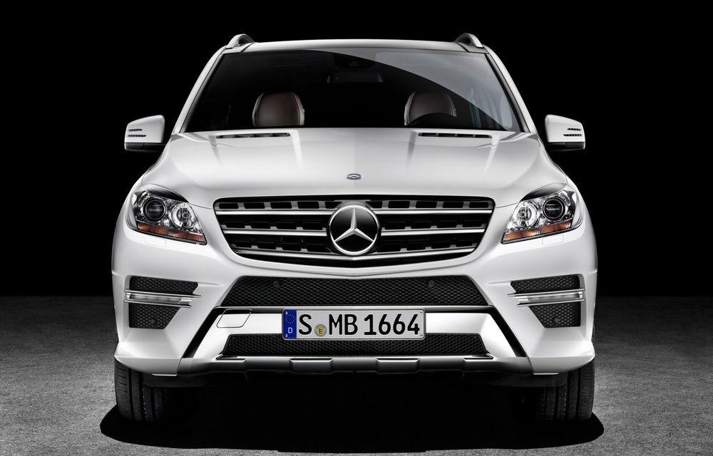 Mercedes a confirmat un rival pentru BMW X6, bazat pe ML - Poza 1