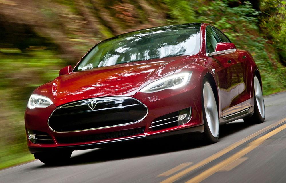 Tesla Model S impresionează în Norvegia: este cea mai vândută maşină în luna septembrie - Poza 1