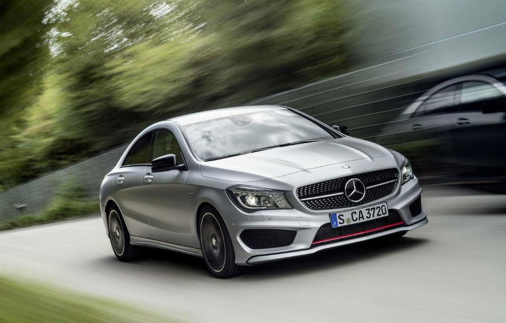 Mercedes introduce un diesel Renault de 1.5 litri pe actualul CLA - Poza 1