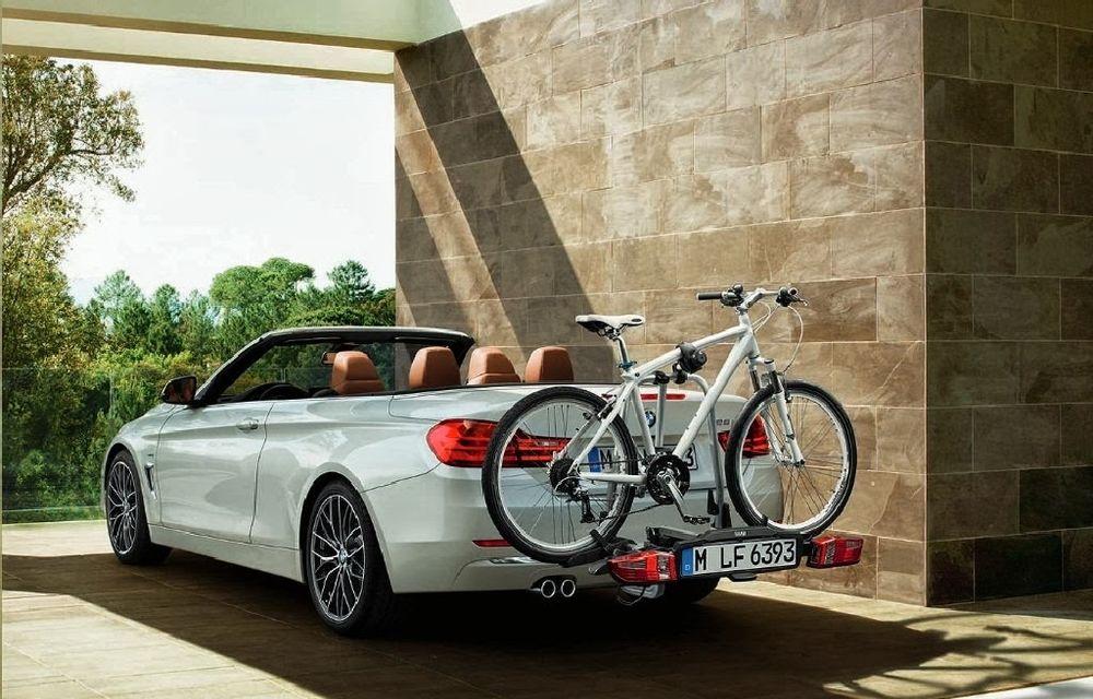BMW Seria 4 Cabrio - primele imagini dezvăluie designul decapotabilei - Poza 2