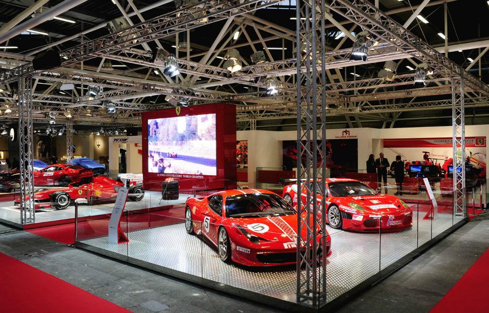 Salonul Auto de la Bologna a fost anulat din lipsă de expozanţi - Poza 1