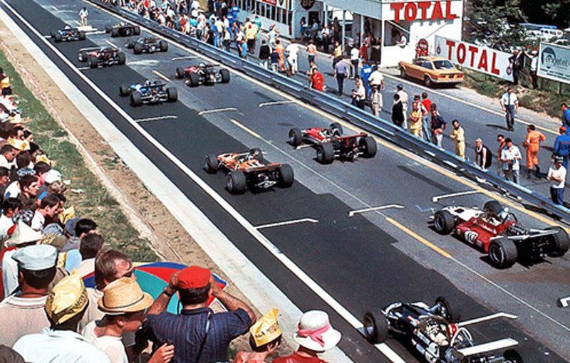 POVEŞTILE FORMULEI 1: Franţa 1969 - cursa cu numai 13 monoposturi, dintre care 12 cu motoare Ford - Poza 1