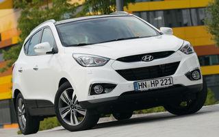 Preţuri Hyundai ix35 facelift în România: start de la 20.786 euro