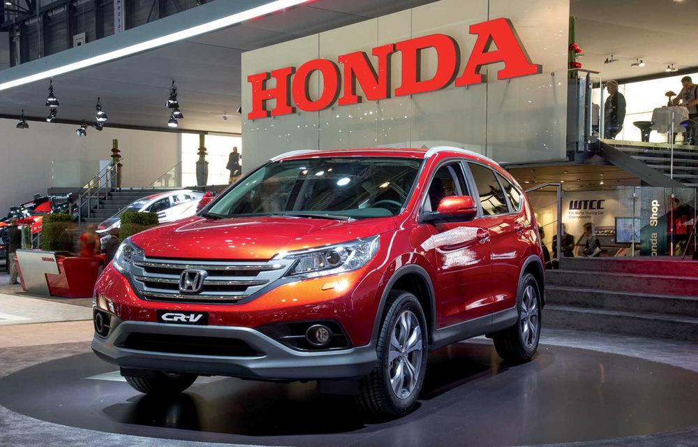 Honda CR-V primește motorul diesel de 1.6 litri pe piața din România - Poza 1