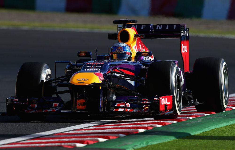 Vettel a câştigat la Suzuka, Webber şi Grosjean au completat podiumul - Poza 1