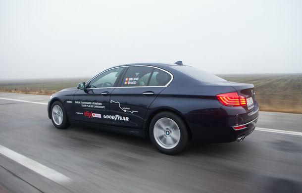 Record de consum: BMW 520d xDrive a traversat România dus-întors cu media de 4.0 litri/100 kilometri - Poza 6