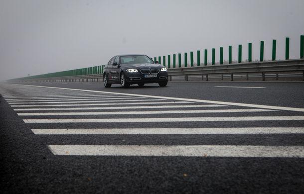 Record de consum: BMW 520d xDrive a traversat România dus-întors cu media de 4.0 litri/100 kilometri - Poza 9