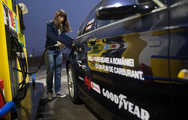 Record de consum: BMW 520d xDrive a traversat România dus-întors cu media de 4.0 litri/100 kilometri - Poza 8