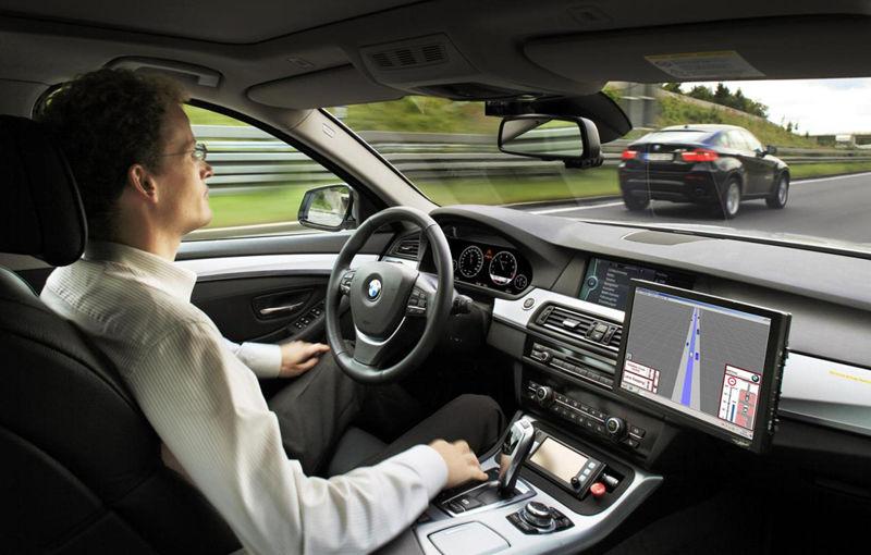 """Maşina care se conduce singură poate deveni realitate? """"Da, dar clienţii trebuie să accepte acest tip de vehicul"""" - Poza 1"""