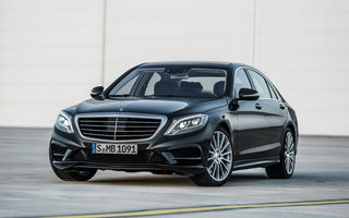 Mercedes-Benz S65 AMG va debuta în noiembrie