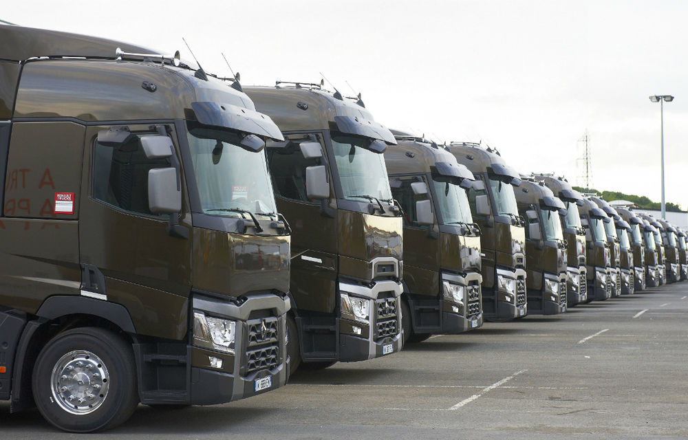 Renault Trucks a lansat noua sa gamă în România - Poza 3