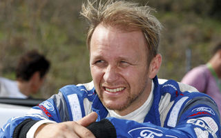 Solberg nu revine în raliuri în 2014, va continua în rallycross