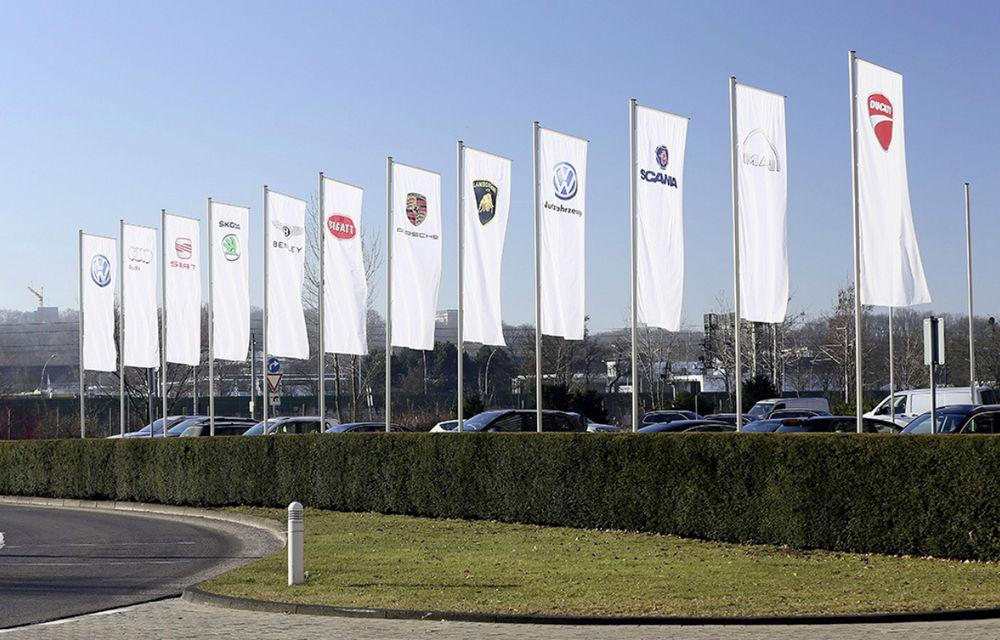 Sărbătoare la Volkswagen: grupul german a vândut 7 milioane unităţi în nouă luni - Poza 1