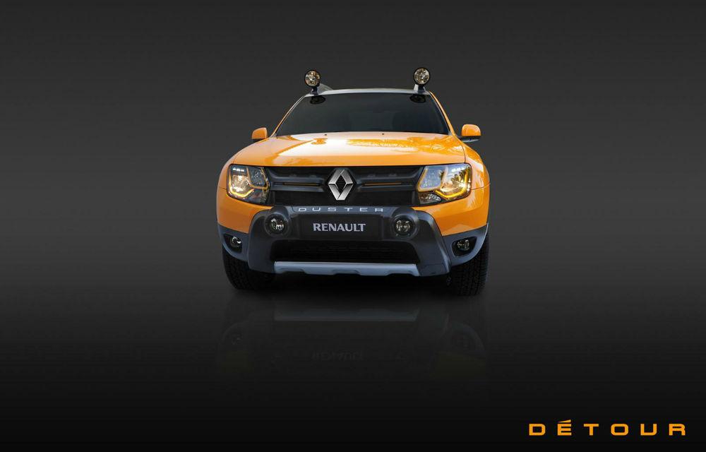 Duster Detour, conceptul care marchează debutul SUV-ului pe piaţa din Africa de Sud - Poza 3