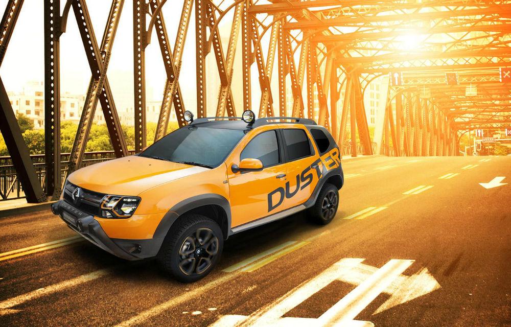 Duster Detour, conceptul care marchează debutul SUV-ului pe piaţa din Africa de Sud - Poza 2