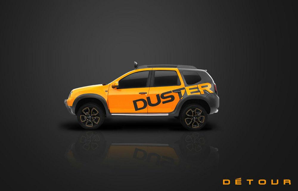 Duster Detour, conceptul care marchează debutul SUV-ului pe piaţa din Africa de Sud - Poza 5