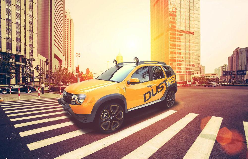 Duster Detour, conceptul care marchează debutul SUV-ului pe piaţa din Africa de Sud - Poza 1